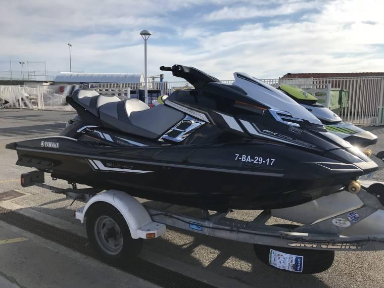 Yamaha FX CRUISER SVHO® in Pto Dptvo El Masnou | Jet skis used 69704