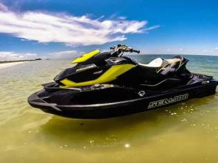 Sea Doo RXT X 260 aS