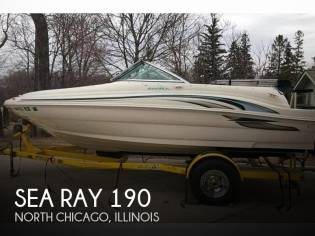 Sea Ray 190 SUNDECK