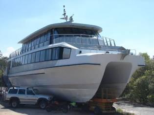 Custom Westermoen Hydrofoil Catamaran