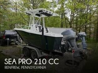 Sea Pro 210 CC