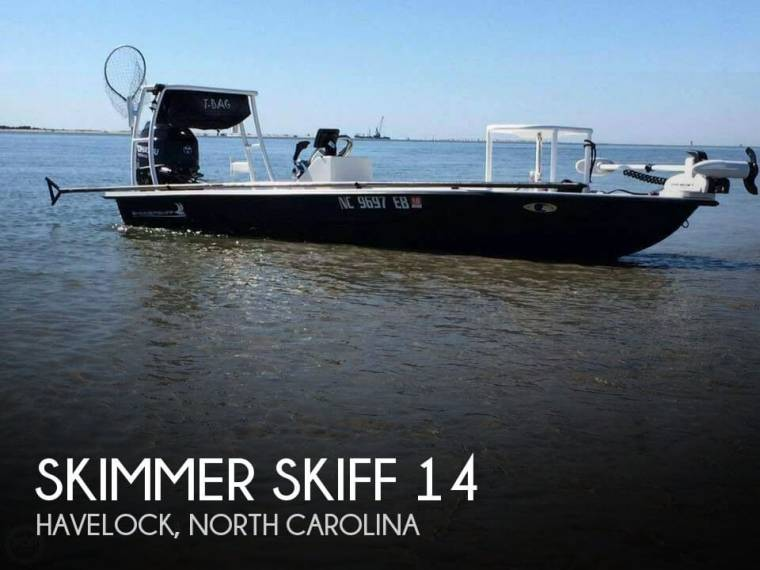 Skimmer Skiff 14 in Florida | Open boats used 57539 - iNautia
