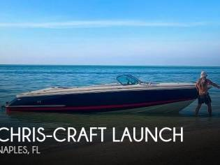 Chris-Craft Launch 25 - Heritage Edition