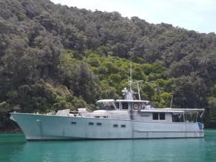 Barnett Offshore Long Range Cruiser