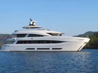 Curvelle Quaranta 34M Power Catamaran