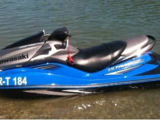 Kawasaki 250 ULTRA