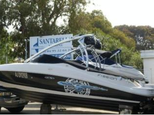 Sea Ray 210 Sundeck - 50th Anniversary Edition in Florida   Power