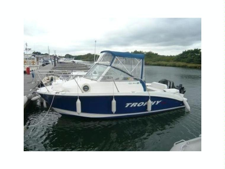 BAYLINER TROPHY 1902 WA in Dorset | Power boats used 48100