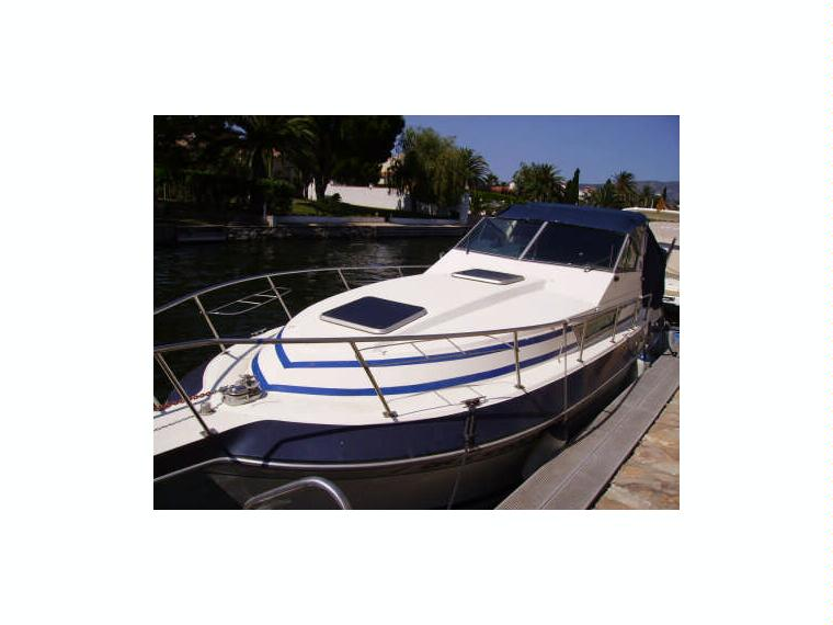 Cruiser 2670 holiday in marina d emp riabrava power for 2670 5
