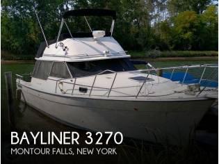 Bayliner 3270 Explorer