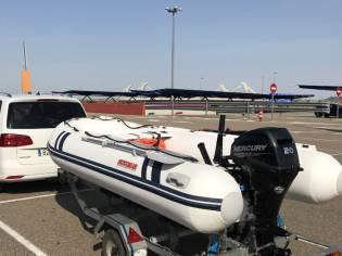 Suzumar MX350RIB
