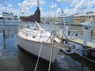 1995  37 Island Packet Sailboat