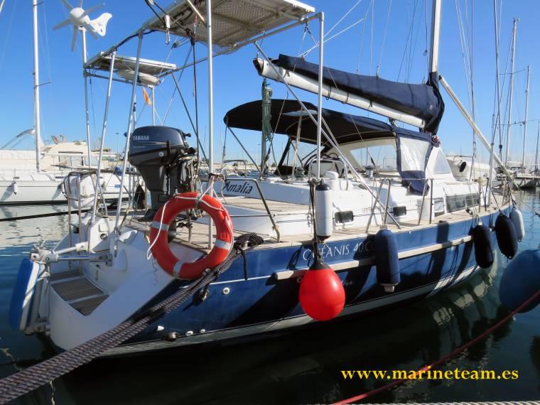 Beneteau Oceanis 40 CC in RCN de Valencia | Sailing ...