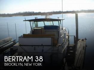 Bertram Salon Cruiser Double Cabin