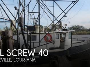 Oil Screw 40