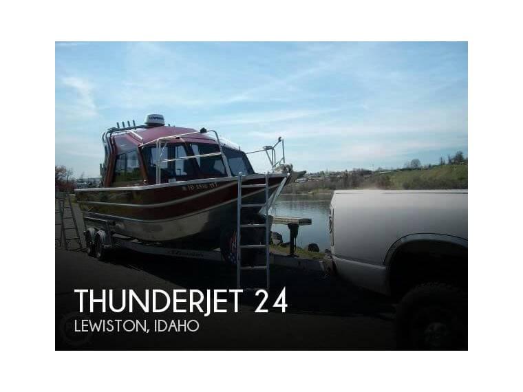 Thunderjet 24 Alexis in Florida   Fishing boats used 61001