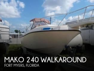 Mako 240 WALKAROUND