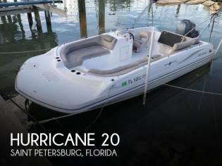 Hurricane 201 Sun Deck Sport