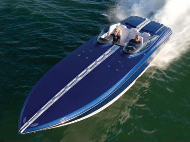 Donzi 38 ZR Competition in Attiki   Speedboats used 10053