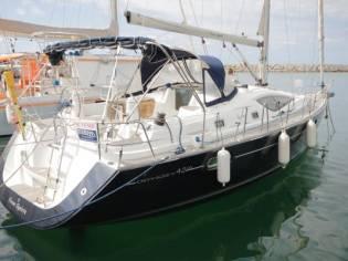 Jeanneau Sun Odyssey 42DS Yacht
