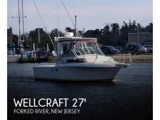 Wellcraft 2800 Coastal