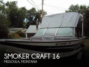 Smoker Craft 162 Pro Angler XL