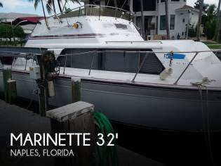 Marinette 32 Fisherman