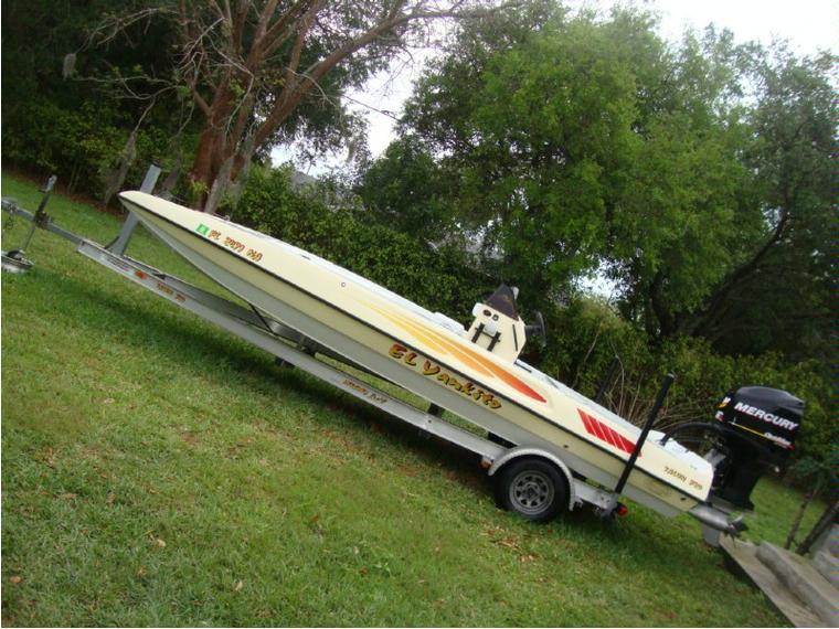 Talon F20 Flats Boat Cat in Florida | Power boats used 05498