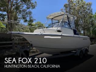 Sea Fox 210