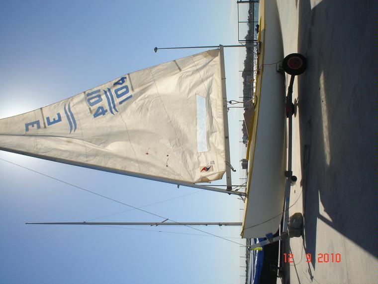 how to make a real sailboat