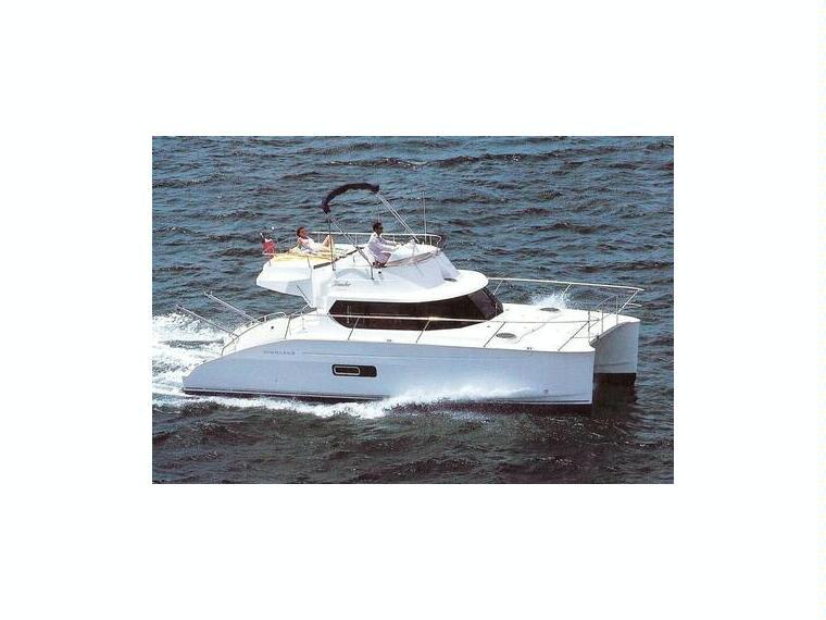 Fountain Pajot Highland 35 in Faro   Power catamarans used 65655