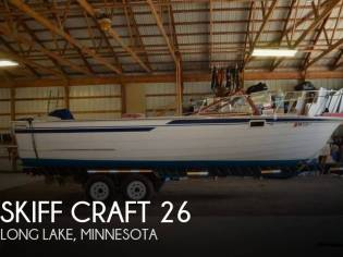 Skiff Craft X-260