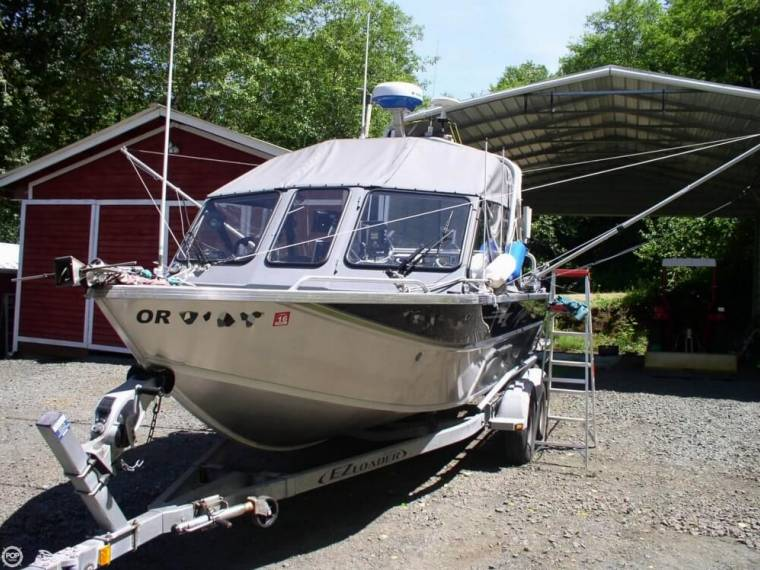 Weldcraft 202 Rebel in Florida | Fishing boats used 10253 ...
