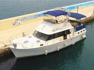Mainship Nantucket 40
