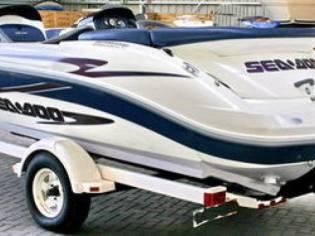 Sea Doo Challenger 2000