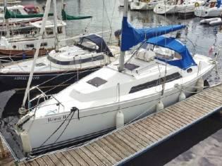 Hanse 320