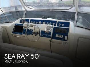 Sea Ray Sedan Bridge 500