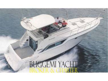 Cruisers Yacht 4280 Express Bridge
