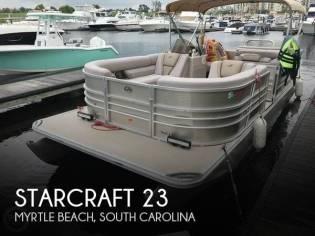 Starcraft Stardeck 236 Cruise