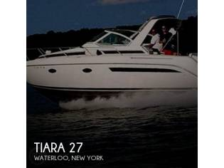 Tiara 270 SC