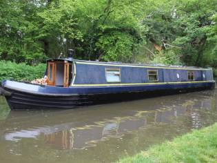 Colecraft 57' Narrowboat