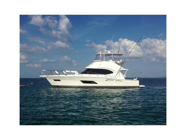 Riviera 45 Open Flybridge In United States Speedboats