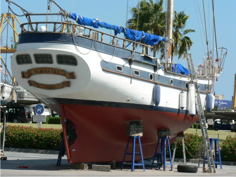 Formosa 51 Marine Trader Vendido In Rcn De Valencia