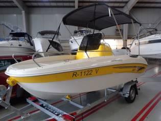Remus 450 Open VERKAUFT Motorboot
