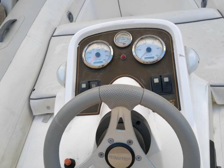 Turbojet 325