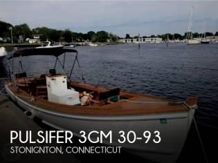 Pulsifer Hampton Downeast Lobster Boat