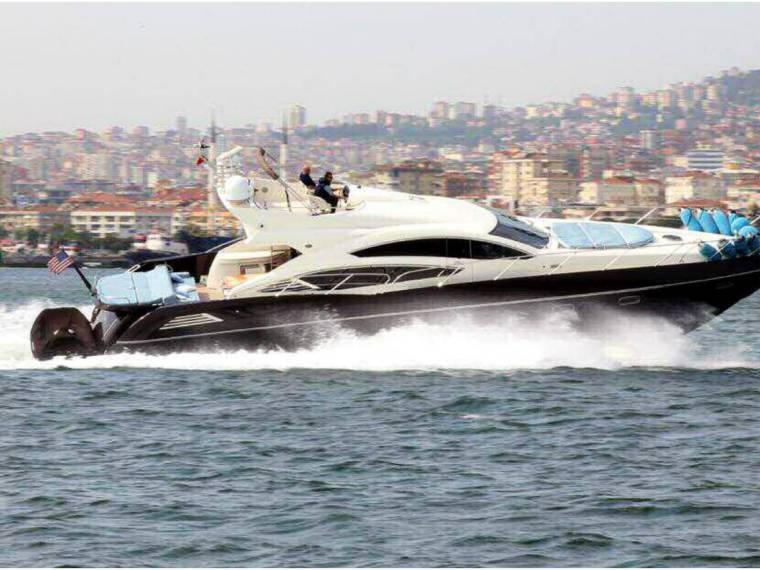 Sunseeker Predator 74 In Valencia Motor Yachts Used 66525 Inautia