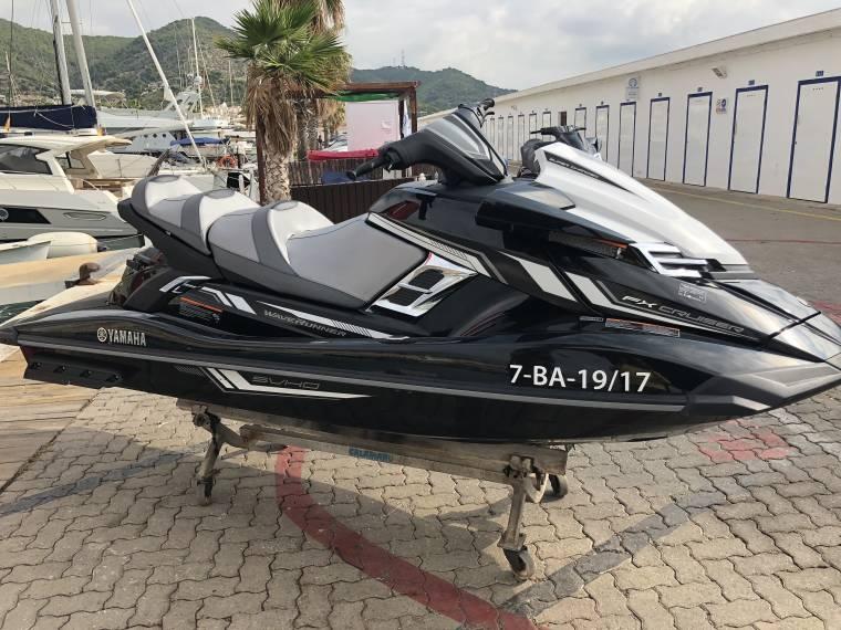 YAMAHA FX SVHO Cruiser in Barcelona   Jet skis used 51685