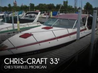 Chris-Craft Commander 332 Express
