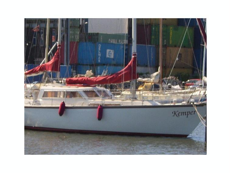 Leg En Hangkasten.Colvic Colvic Victor 34 Id61163 In Zuid Holland Sailboats Used
